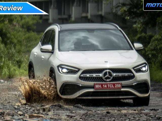 2021 Mercedes GLA Video Review – 220d 4Matic Driven!
