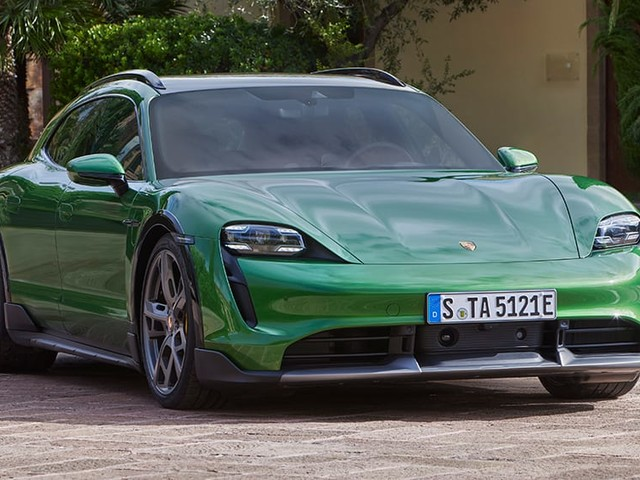 2021 Porsche Taycan Cross Turismo pricing and specs detailed: New electric performance car gets high-riding wagon body-style