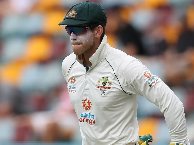 Paine not looking as far as Ashes as captaincy future hits first real litmus test
