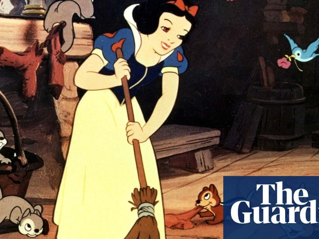 Snow White's kiss is far from the dodgiest Disney moment
