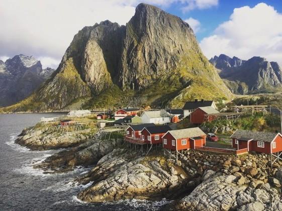 Sweden and Norway in a Volvo XC40 – 2/3: Lofoten Islands
