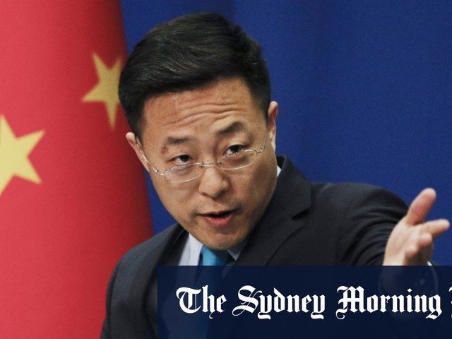 China's patriotic media continues tirade against Australia