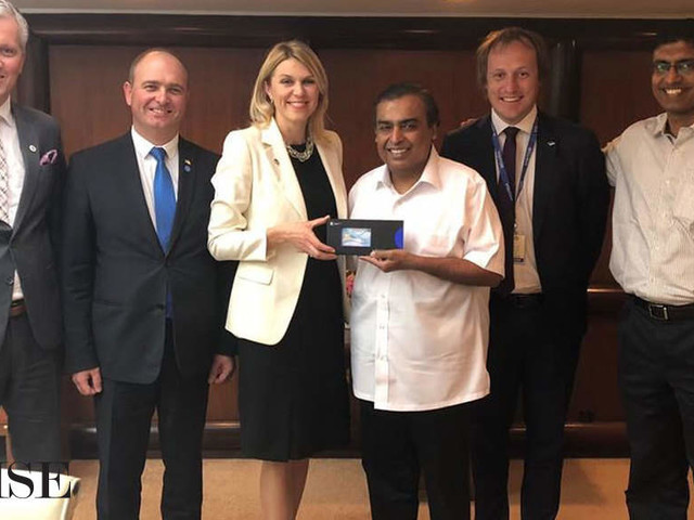 From Mukesh Ambani to Ravi Shankar, why Indians are queuing up to become Estonians