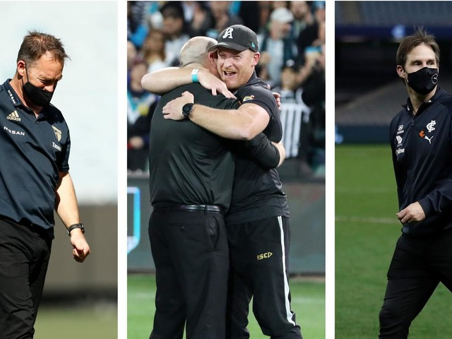 How Carlton unravelled in 107 days — then found a man to end the chaos