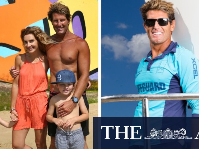 'I understand that loss means so much': How fatherhood changed Bondi Rescue lifeguard