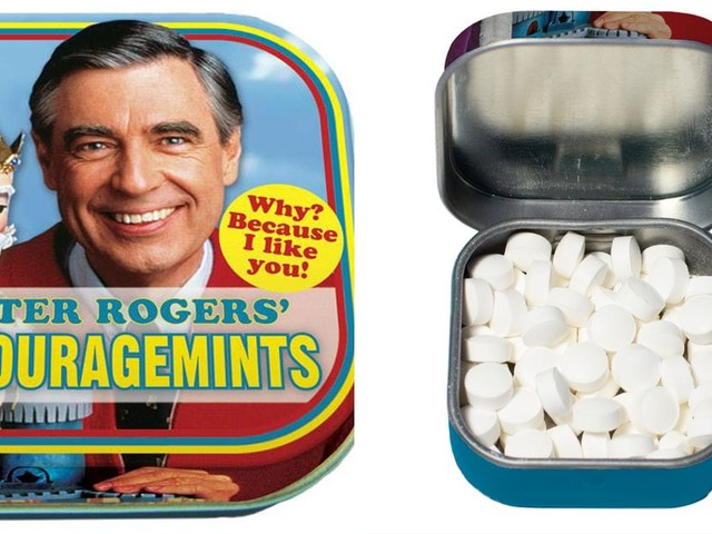 These Mister Rogers EncourageMints Will Give You Fresh Breath (and the Courage to Talk to a Neighbour)