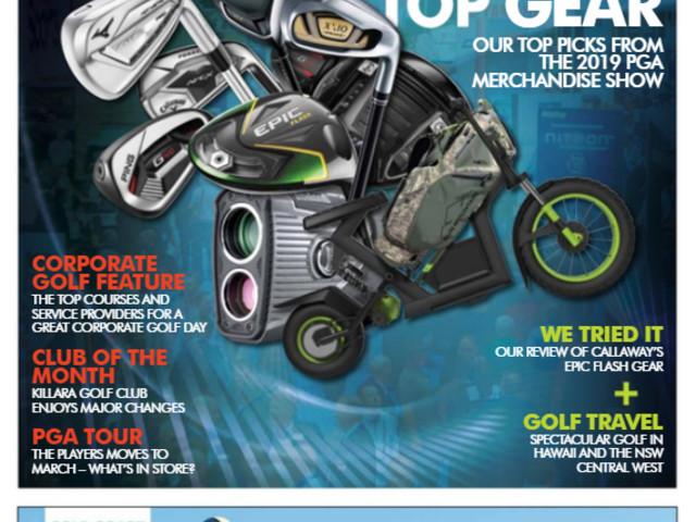 Inside Golf March 2019 – Read online