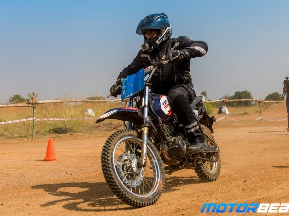 TVS Off-Road Track Day – Training With Aravind KP