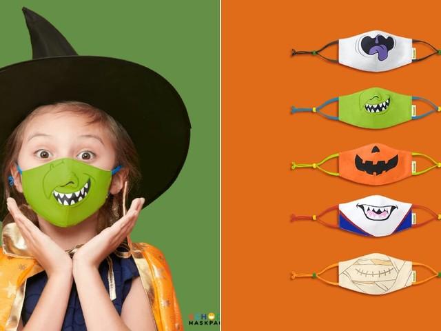 Crayola's Halloween Masks For Kids Are Already Bestsellers on Amazon