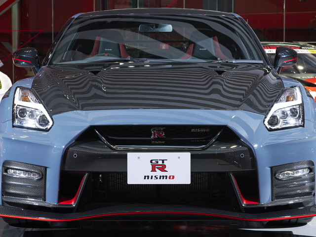Nissan Didn't Paint The 2022 GT-R Nismo Special Edition's Hood To Save 100 Grams