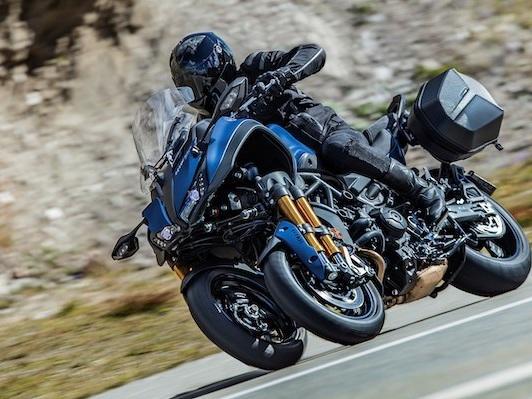 Media post: The Yamaha Niken and the Power of Three