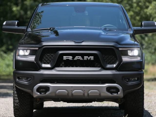 2019 Ram 1500 Rebel review