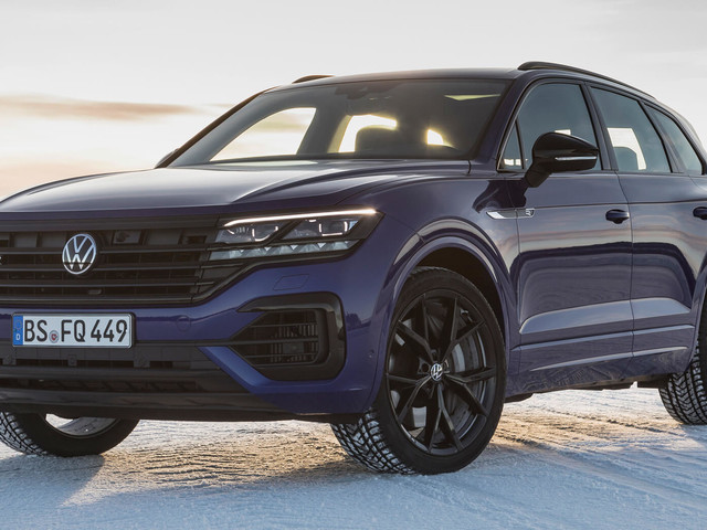 Volkswagen Touareg R Is A 455 HP Plug-In Hybrid Super SUV