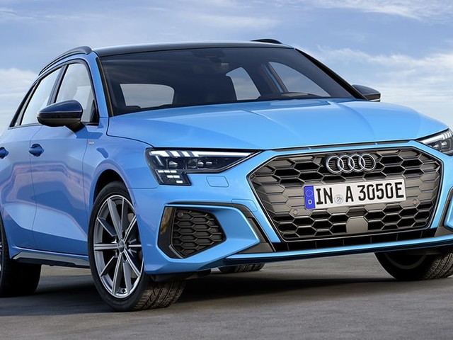 2021 Audi A3 40 TFSI e detailed: Hybrid power returns to luxury hatchback that sets sights on Mercedes-Benz A250e