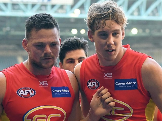 AFL news: Steven May throws first cheeky dig at Tom Lynch ahead of Melbourne v Richmond 2019 Anzac Eve