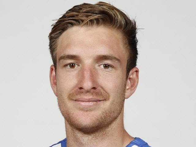 North Melbourne defender Sam Durdin has been ruled out for 10 weeks after injuring his finger with a knife