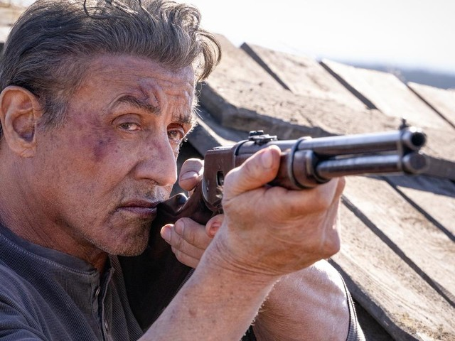 MOVIE REVIEW: Sly should have left Rambo in the 80s
