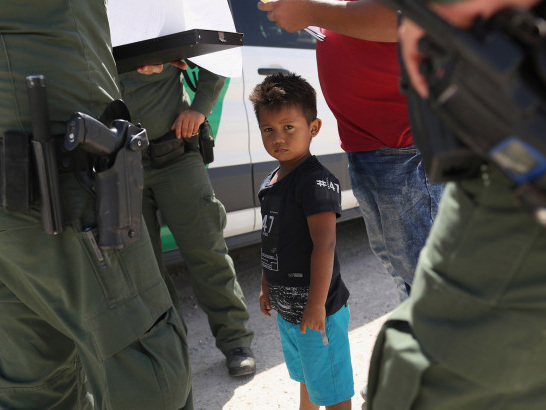Three ways kidnapping children is a US tradition