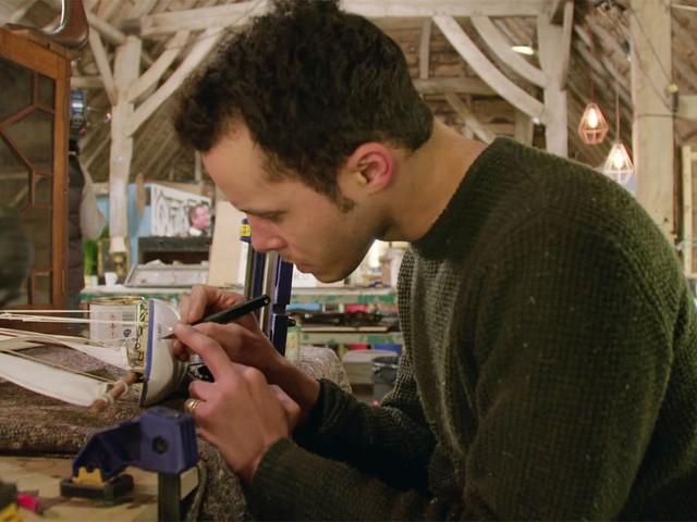 The Repair Shop Series 1 Ep 14