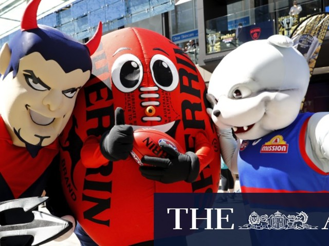 How WA, the COVID-free state, is infected with grand final fever
