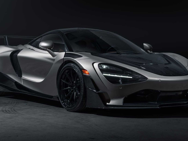 SWAE Creates A 900 HP McLaren 720S That's Even More Extreme Than The 765LT