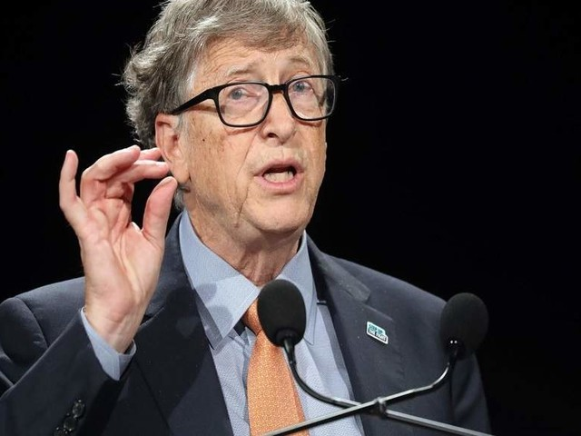 Bill Gates on tech, toilet, Modicare and more