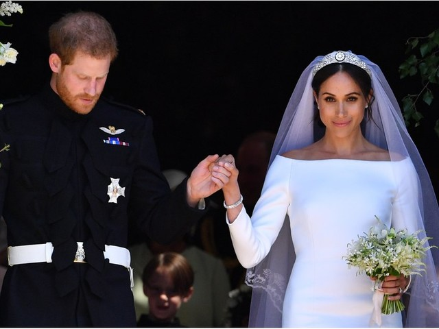 American Traditions You Might Have Missed at the Royal Wedding