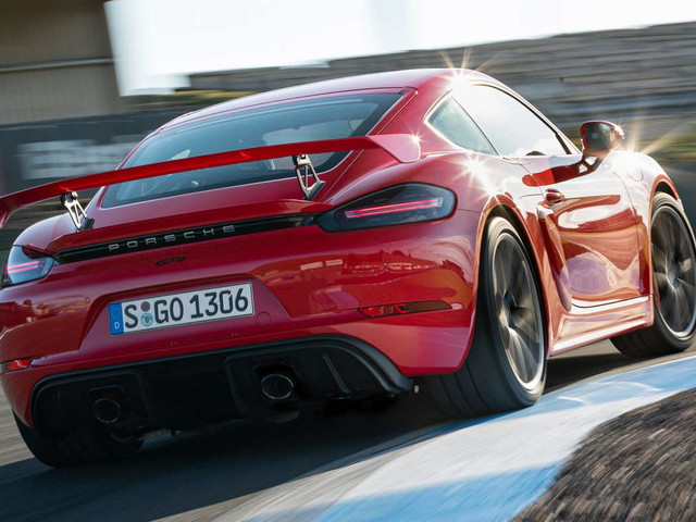 Porsche Suggests 718 Cayman GT4 RS Is Possible, But Not Just Yet
