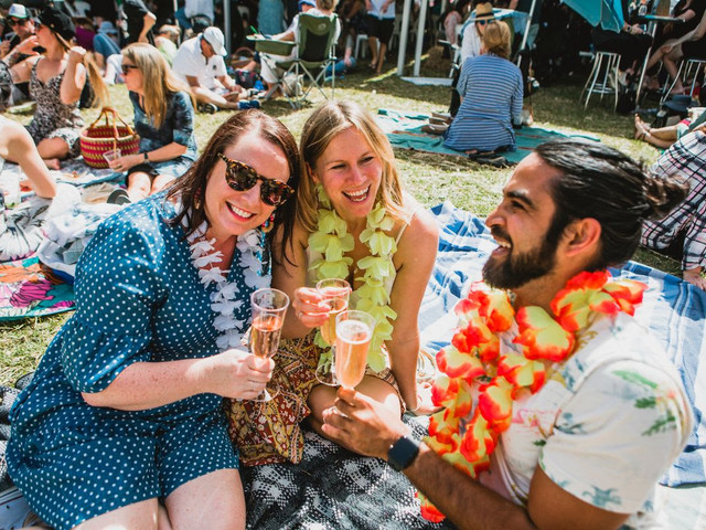 You won't go thirsty at Sample Food Festival 2019