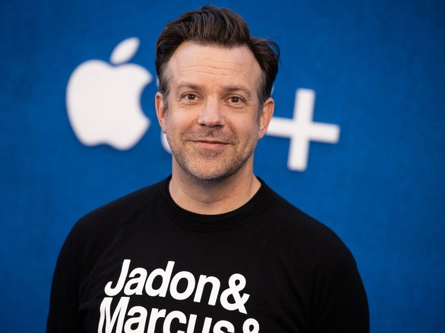 Jason Sudeikis Compares 'My Hero' by Foo Fighters with 'Ted Lasso' Season 2