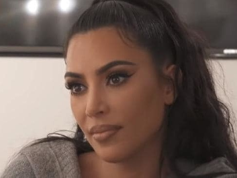 Kim admits how she became famous