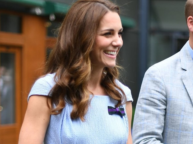 Kate Middleton's $80 Aldo Shoes Just Won Wimbledon, Everyone Can Go Home Now