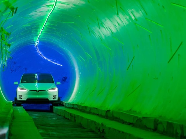 Virginia Officials Say The Boring Company Tunnels Are All Show, So No-Go