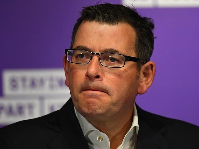 'I am sorry for what has occurred': Daniel Andrews apologises for Victoria's hotel quarantine bungle