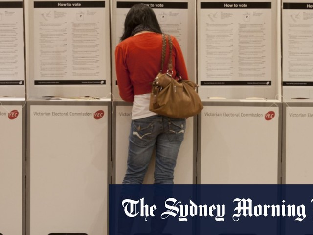 Voter ID laws on the cards ahead of next federal election