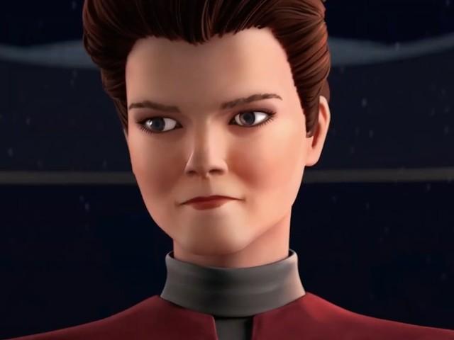 Star Trek: Prodigy: clip