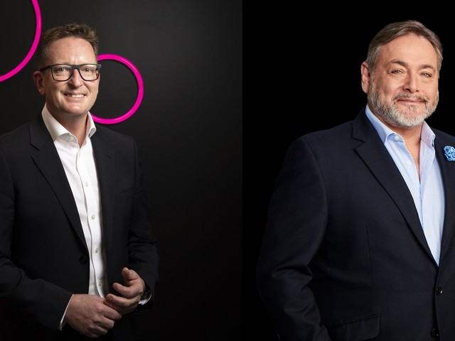 Michael Stephenson & Adrian Swift on Nine's content 'risks' and being impatient with buyers