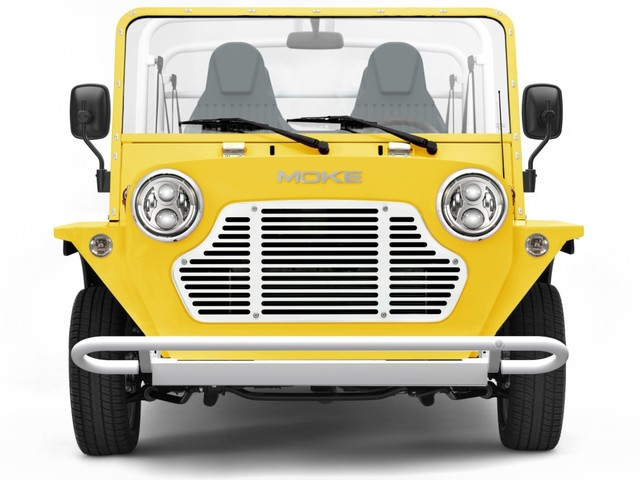 Moke goes electric, but the price will give you a shock