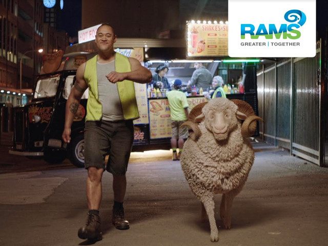 RAMS tells Australians to 'Walk Like a Ram' in latest campaign iteration