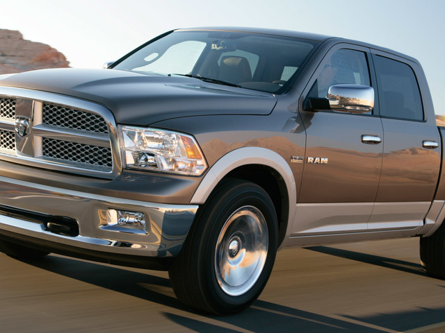 Ram's Recalling 300,000 Trucks To Keep The Fuel Tank From Falling Off