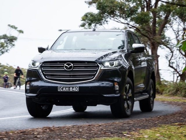 Proof Mazda's premium play is paying off? CX-5, CX-8, CX-30 and BT-50 help brand's sales soar