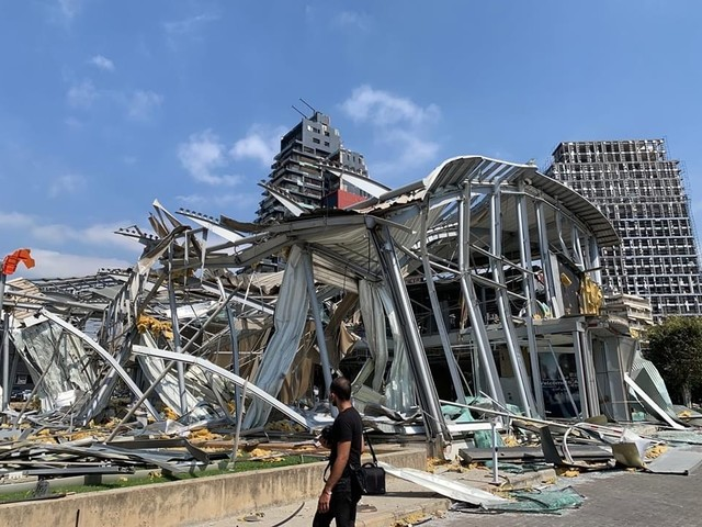 Lebanon explosion is an ecosocialist issue