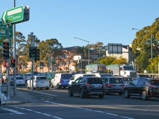 Big test for WestConnex as school holidays end