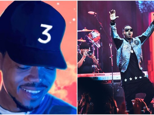 Chance The Rapper Drops Free Christmas Mixtape With Jeremih