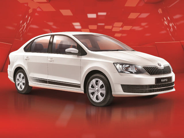 Skoda Rapid Rider Launched, Priced At Rs. 6.99 Lakhs