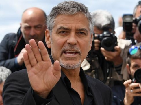 Clooney's movie on Syrian rescuers
