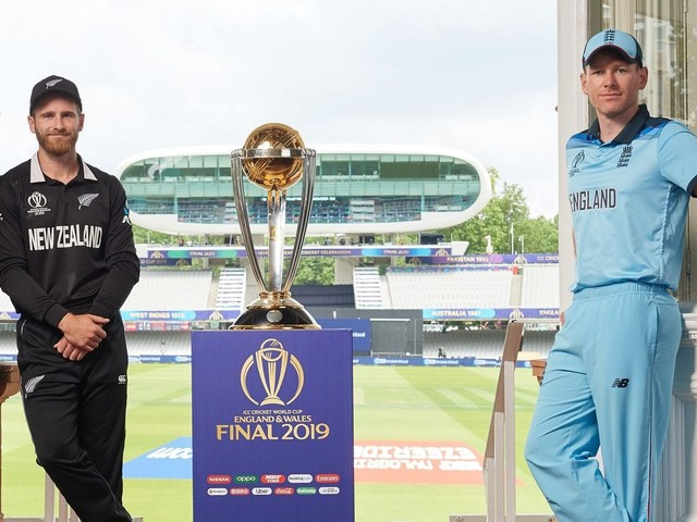 ICC Cricket World Cup final helps Nine pip Seven to Sunday night win