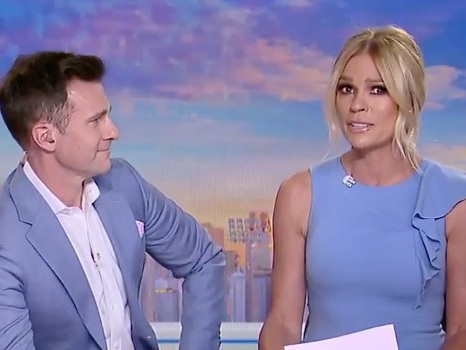 Sonia Kruger confirms Nine departure
