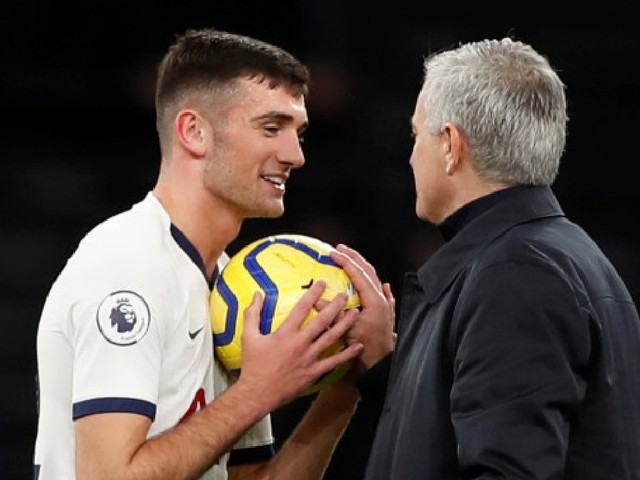 Son Heung-min scored the goal of the season. But Jose Mourinho gave the matchball to this unknown teen