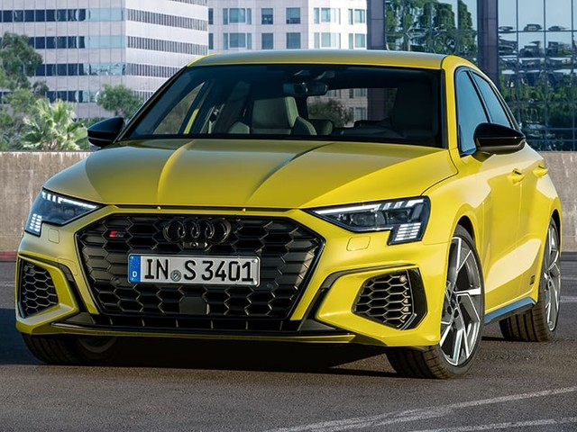 New Audi S3 2021 detailed: Australia to get most powerful version of Mercedes-AMG A35 rival